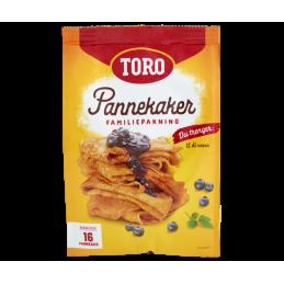 Pannekaker Mix Familie