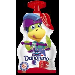 Danonino Yoghurt Jordbær 70g