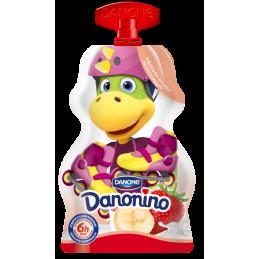 Danonino Yoghurt Jordbær &...