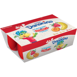 Danonino Yoghurt Mix No1 6x50g