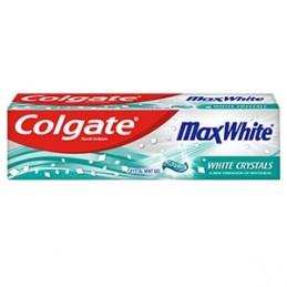 Colgate Max White Crystals...