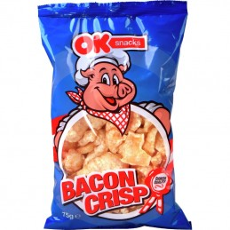 OK Bacon Crisp, 150g