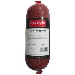 Kjøttdeig halal, Mydland 500g