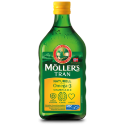 Möllers Tran Naturell 500ml