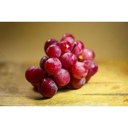 Druer rød, steinfri i beger