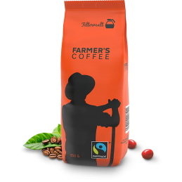 Farmer's coffee filtermalt...