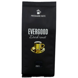 Evergood Dark pressmalt 250g