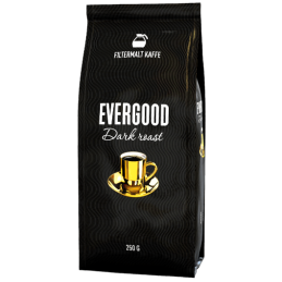 Evergood Dark filtermalt 250g