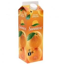 Appelsinjuice 1l Sunniva