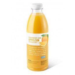 Appelsinjuice med...