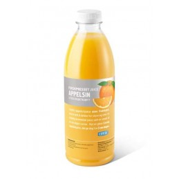 Appelsinjuice uten...
