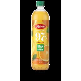 Appelsinsaft 97% Lerum 0,9l
