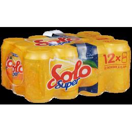 Solo super boks 12x0,33l