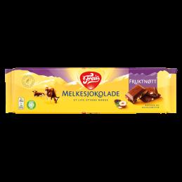 Melkesjokolade Fruktnøtt 200g