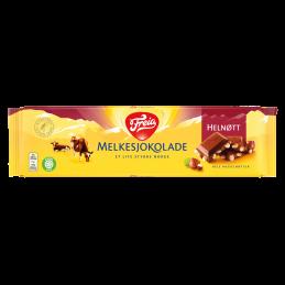Melkesjokolade Helnøtt 200g
