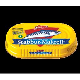Makrell i Tomat 170g Stabburet