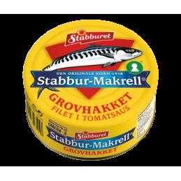 Makrell i Tomat 90g Stabburet