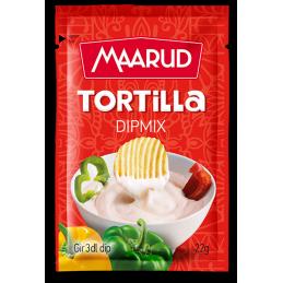 Maarud Dipmix Tortilla 22g