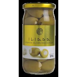 Oliven Grønn med Hvitløk...