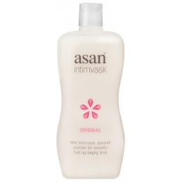 Asan Intimvask Original 400ml