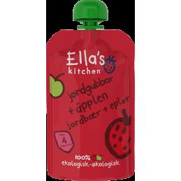 Jordbær & Eple Økologisk...