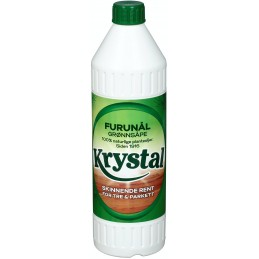 Krystal Grønnsåpe Furunål...