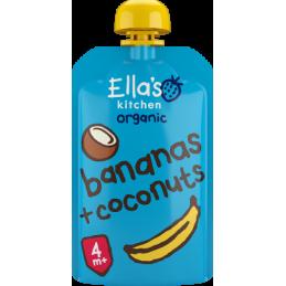 Banana & Coconut Ellas...
