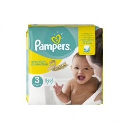 Pampers Premium Protection 3