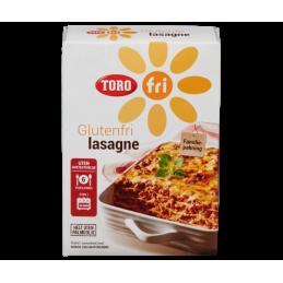 Lasagne glutenfri Toro, 325g