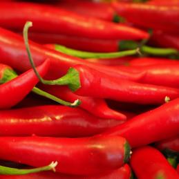 Rød chilipepper fersk, 30g