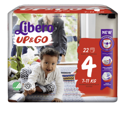 Libero Up & Go 4