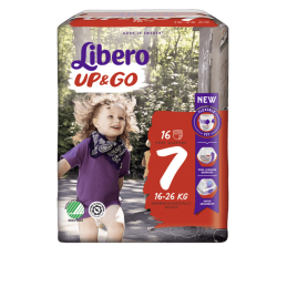 Libero Up & Go 7