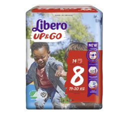 Libero Up & Go 8