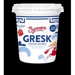 Synnøve Gresk Yoghurt...