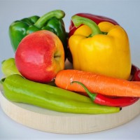 Frukt og grønt levert på døra